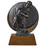 Kesar Wooden Base Trophy(Black)