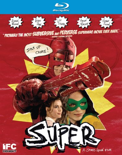 Cover art for  Super [Blu-ray]