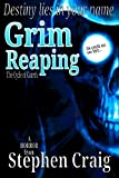 img - for Grim Reaping (The Cycle Of Gareth) book / textbook / text book