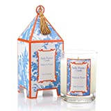 Seda France Classic Toile French Tulip Pagoda Candle