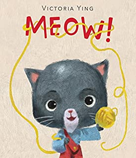 Book Cover: Meow!