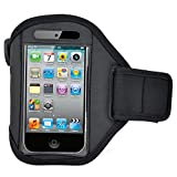 DIGIFLEX Armband for Apple iPod Touch 1st, 2nd, 3rd & New 4th Generation 8gb, 16gb, 32gb & 64gb & iPhone 3G 3Gs