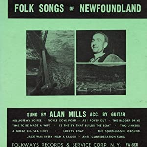 Folk Songs of Newfoundland