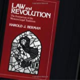 Law and Revolution, The Formation of the Western Legal Tradition (0674517768) by Harold J. Berman
