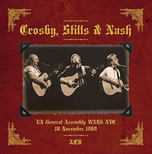 Crosby Stills And Nash United Nations General