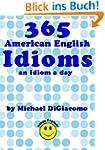 365 American English Idioms (English...