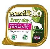 FORZA10 犬用缶詰 100%オーガニック エブリデイビオ ビーフ 100g フォルツァ10