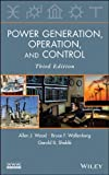 img - for Power Generation, Operation and Control book / textbook / text book