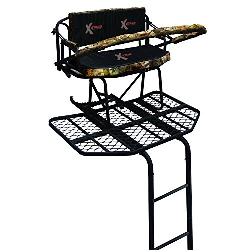 X-Stand Big Bubba Ladder Stand, Black