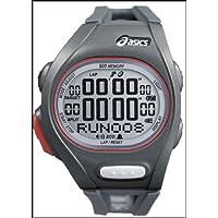 [アシックス ランニングウォッチ]ASICS RUNNING WATCH AR02スーパー For Elite Racer グレーメタリツク CQAR0...