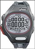 [アシックス ランニングウォッチ]ASICS RUNNING WATCH AR02スーパー For Elite Racer グレーメタリツク CQAR02.06 ユニセックス