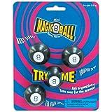 Magic 8 Ball Mini Games 4ct