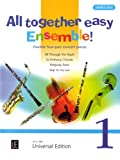 img - for All Together - Easy Ensemble! Vol.1 book / textbook / text book