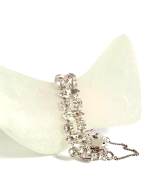 C1950 Damen Armband vintage Kollektion Regency klar – design 12384 als Weihnachtsgeschenk kaufen
