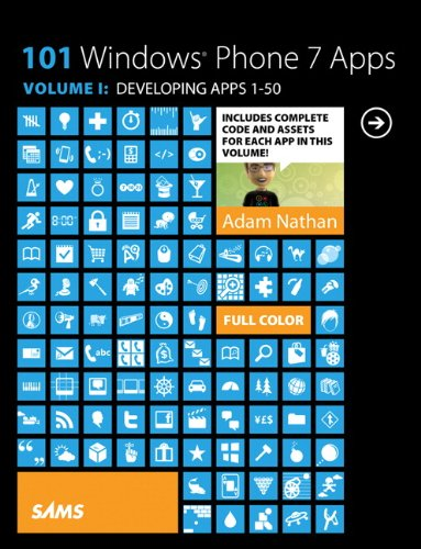 Adam Nathan - 101 Windows Phone 7 Apps, Volume I