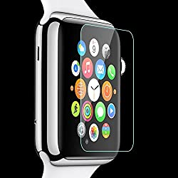 HOCO Authentic Tempered Glass 0.15mm for Apple Watch Screen Guard Protector for Apple Watch - 38mm (2015)