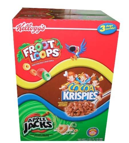 2009-11-15 : Kellogg's Cereal