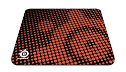 Steelseries 67279 Qck Heat New Edition Mousepad (Orange)