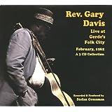 Rev.Gary Davis Live at Gerdes