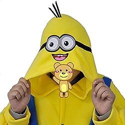 CASA Adult Unisex Onesie One Piece Pajamas Cosplay Costume