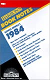 George Orwell's 1984 (Barron's Book Notes) (0764191004) by Reed, Kit