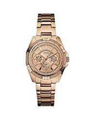 Guess Mini Phantom W0235L3 Chronograph Watch - For Women