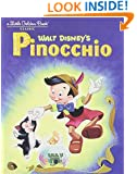 Pinocchio (Little Golden Book)