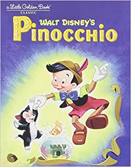 Pinocchio (Little Golden Book): Steffi Fletcher, Al