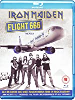 Flight 666: The Film [Blu-ray] [2009] [Region Free]