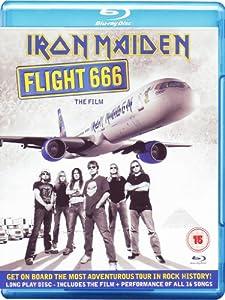 Flight 666: The Film [Blu-ray] [2009] [Region Free]