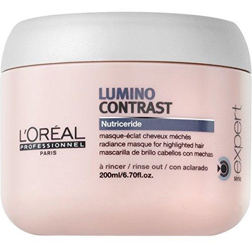 Maschera L oréal lumino Contrast 200ml