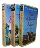 Veronica Henry Veronica Henry books: 3 books (The Beach Hut / The Birthday Party / Just a Family Affair rrp £20.97)