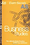 AS Exam Secrets Business Studies (1843154080) by Floyd, David