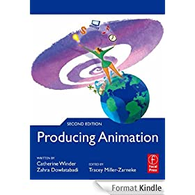 Producing Animation, 2nd Edition