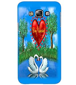 SAMSUNG GALAXY GRAND 3 BIRDS Back Cover by PRINTSWAG