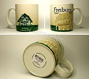 Starbucks Freiburg City Mug by City Mug