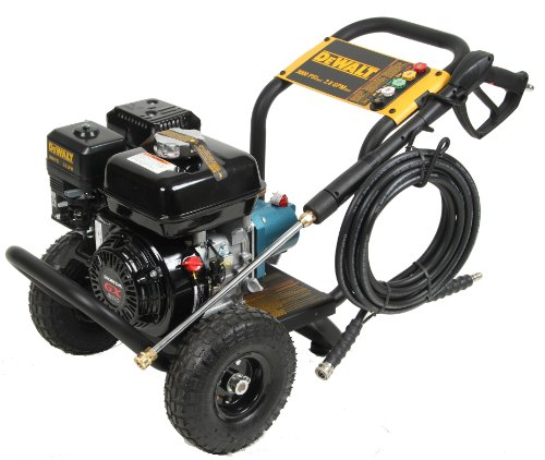 DEWALT DH3028 3,000 PSI Honda GX200 Gas Powered Heavy Duty Pressure Washer (CARB Compliant)