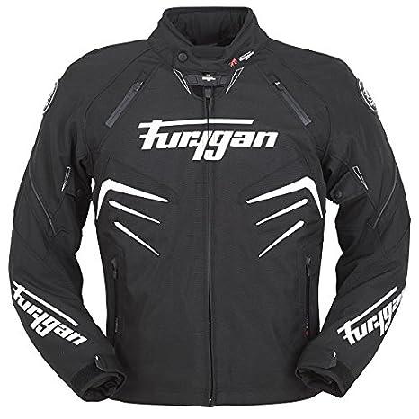 Furygan pour homme en forme de tête de mort pour Moto Vélo Sport Veste de course