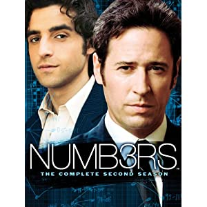Numb3rs - The Complete Second Season movie
