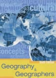 Geography and Geographers 6th Edition: Anglo-American Human Geography since 1945 (0340808608) by Johnston, R. J.