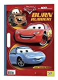 Burn Rubber! (Disney/Pixar Cars) (Giant Coloring Book) (0375874941) by RH Disney