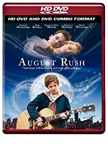 "Cover of ""August Rush (Combo HD DVD and S..."