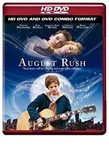 August Rush (Combo HD DVD and Standard DVD) [HD DVD]