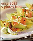 img - for Ensaladas y platos fr os (Spanish Edition) book / textbook / text book