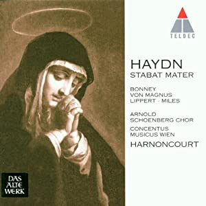Stabat Mater/Harnoncourt And Concentus Wien