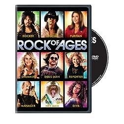 Rock of Ages (DVD + Ultraviolet Digital Copy)
