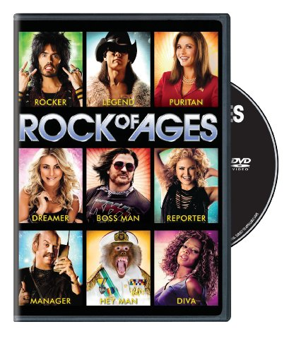 Rock of Ages [DVD] [Import]