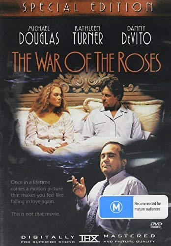 DVD : War Of The Roses