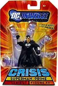 DC Universe Infinite Heroes Crisis Series 1 Action Figure #46 Superman Prime