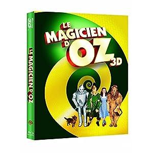 LE MAGICIEN D'OZ 3D : EDITION 75ème ANNIVERSAIRE BLURAY 3D + 2D [Édition